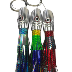 Ballyhood EZ Money Wahoo Lure 3 Pack - Bulluna.com