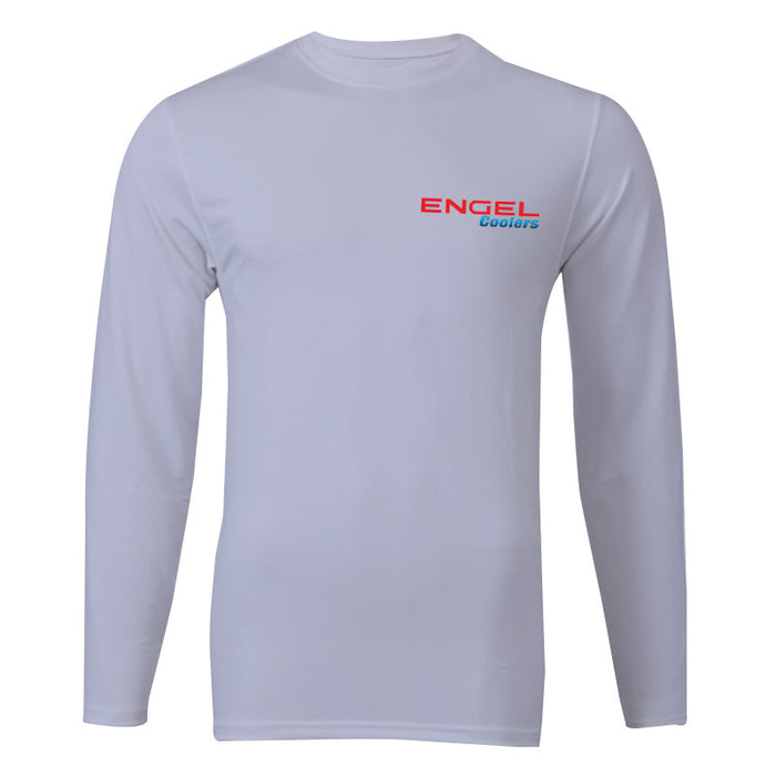 Engel Blue Marlin Long Sleeve Sun Shirt