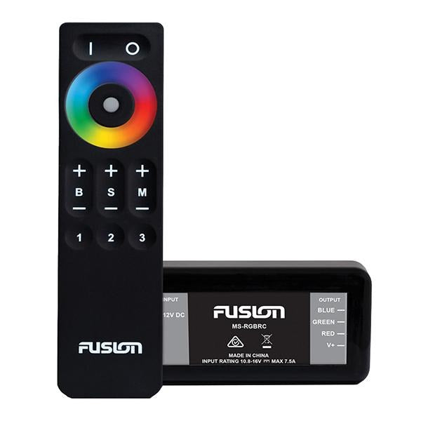 Fusion MS-RGBRC RGB Lighting Control Module with Wireless Remote Control (HN) - Bulluna.com
