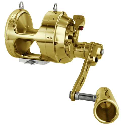 Alutecnos Albacore Gorilla 20 Two Speed Reel