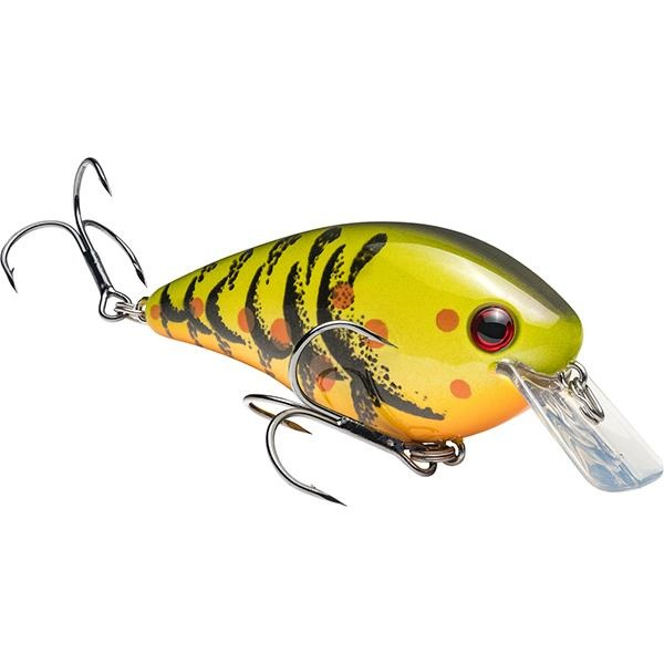 Strike King Pro Model KVD 2.5 Square Bill Rattle Crankbait Lure - 3 1/4 Inches