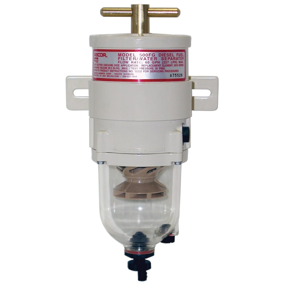 Racor Filter Fuel Water Seperator 60 Ghp Parker Marine