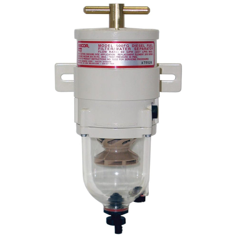 Racor Filter Fuel Filter Water Seperator 60 GHP on