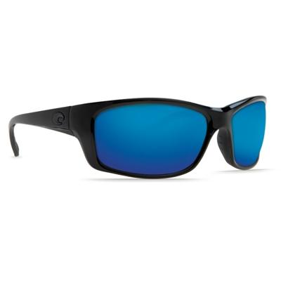 Costa del Mar Jose Sunglasses - Blackout Frame - Blue Mirror Glass - Bulluna.com