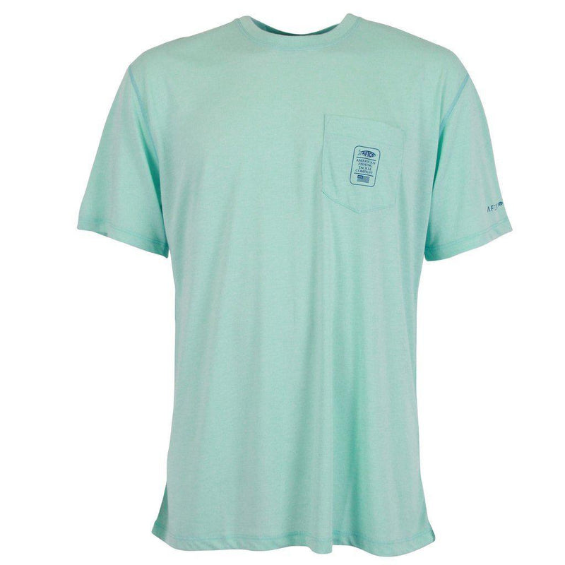 Aftco Haze Kottinu Short Sleeve Sun Shirt
