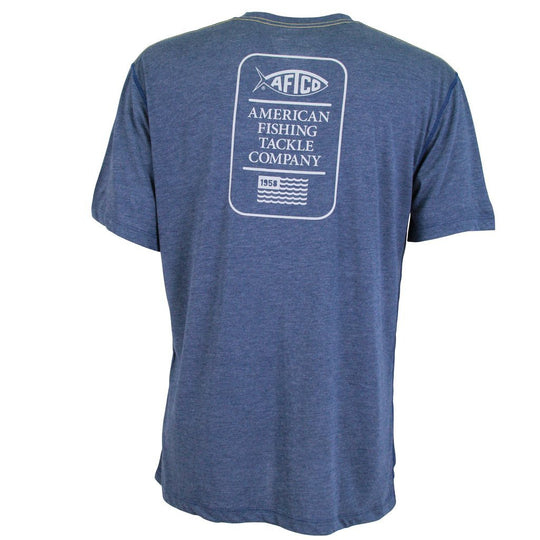Aftco Haze Kottinu Ocean Short Sleeve Sun Shirt