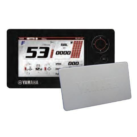 Yamaha 6Y9-83710-14-00 Command Link Plus Display With Cover - Bulluna.com