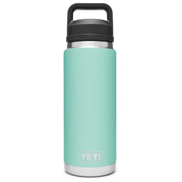 Yeti Rambler 26 Ounce Bottle With Chug Cap - Seafoam (HN) - Bulluna.com