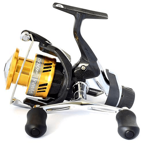 Shimano Sahara R 4000 Rear Drag Spinning Reel