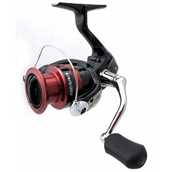 Shimano Sienna FG 2000 Spinning Reel - Clam Pack