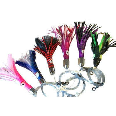 Ballyhood Blackfin Tuna Dolphin Lure Pack - Bulluna.com