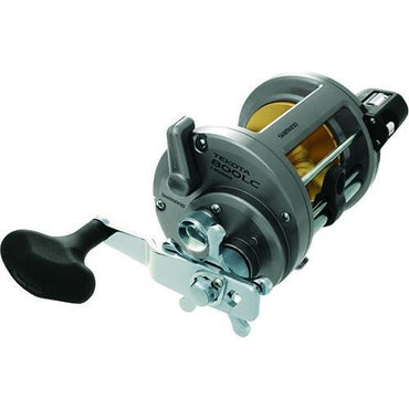 Shimano Tekota 800 Line Counter Conventional Star Drag Reel