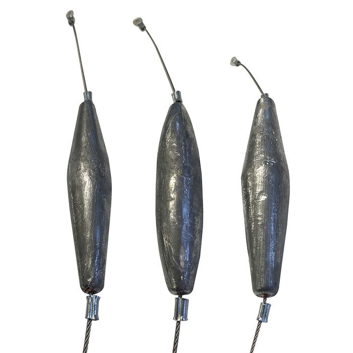 Black Bart Trolling Lead with Tube