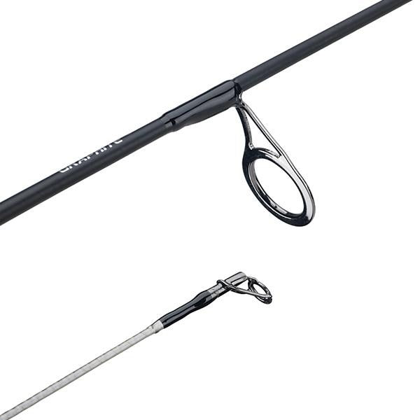 Ugly Stik Elite 6-14 Pound 2 Piece 6 Feet Medium Spinning Rod
