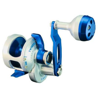 Accurate BV-300 Boss Valiant Conventional Reel - Blue/Silver - Bulluna.com