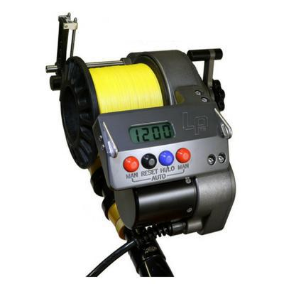 Lindgren Pitman LP-S1200 12 Volt Electric Reel - Bulluna.com