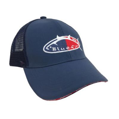 Bluefin USA Angler Big Game Trucker Hat