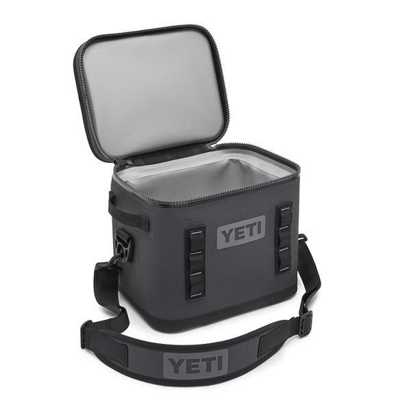 Yeti Hopper Flip 12 Soft Cooler - Charcoal