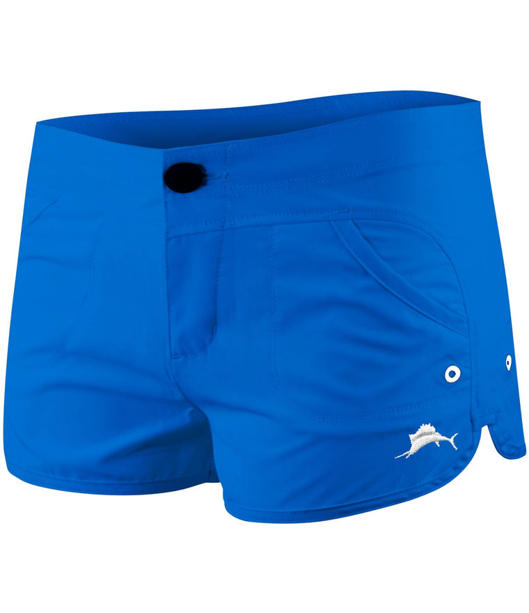 Pelagic Moana Hybrid Short - Women