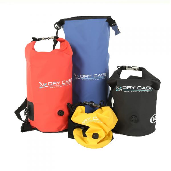 DryCase Deca Waterproof 10 Liter Dry Bag