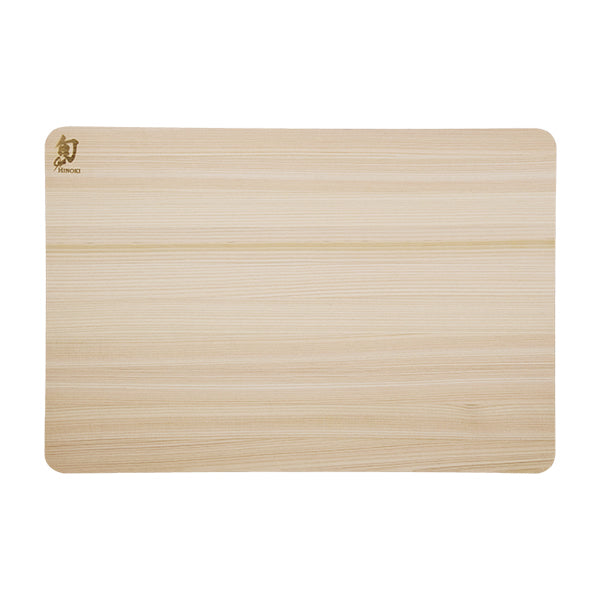 Shun Hinoki Cutting Board - Large - Bulluna.com