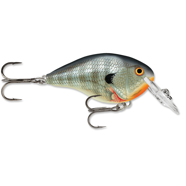 Rapala Dives-To 04 Crankbait Lure - 2 Inches