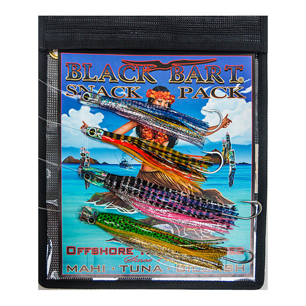 Black Bart Alpha Snack Lure Pack