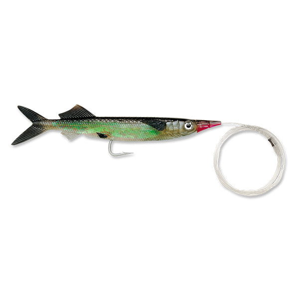 Williamson Live Ballyhoo J-Rigged Lure - 9.5 Inches