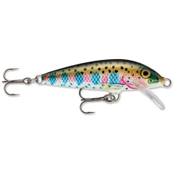 Rapala Original Floating 05 Lure - 2 Inches - Bulluna.com