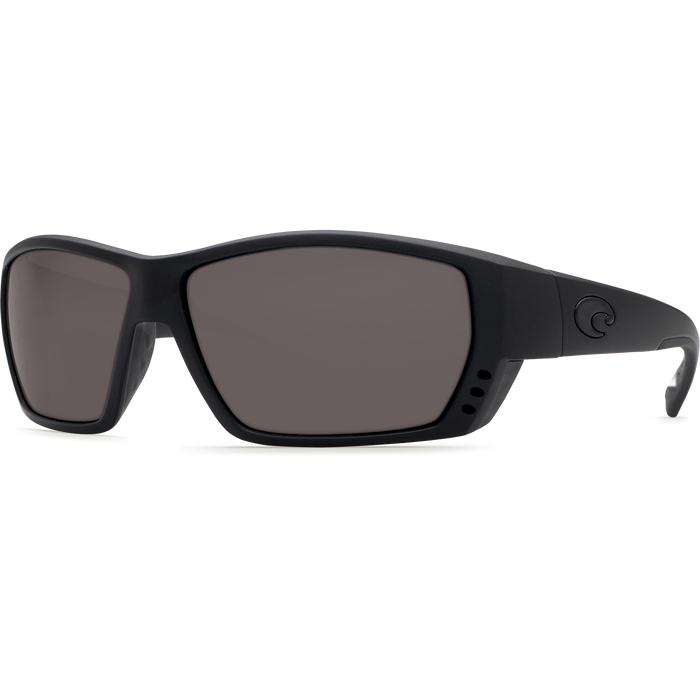 Costa del Mar Tuna Alley Sunglasses - Black Out - Bulluna.com