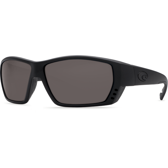 Costa del Mar Tuna Alley Sunglasses - Black Out