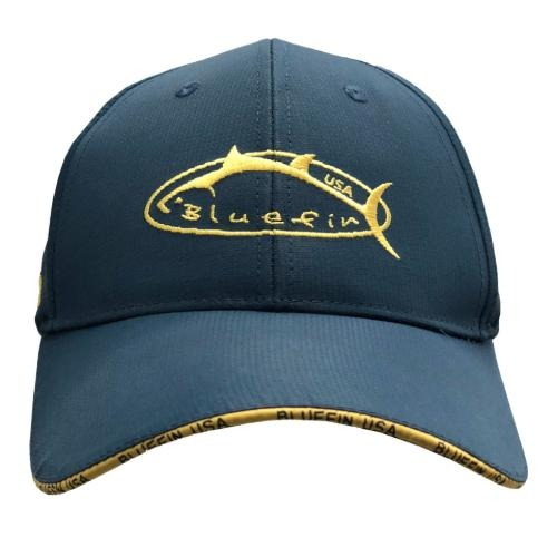 Bluefin USA Vented Classic Logo Hat