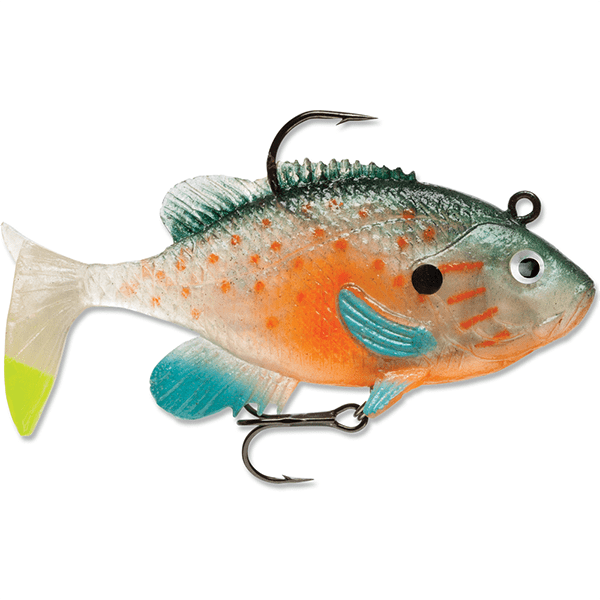 Storm WildEye Live Sunfish 02 Swimbait Lure - 2 Inches - Bulluna.com