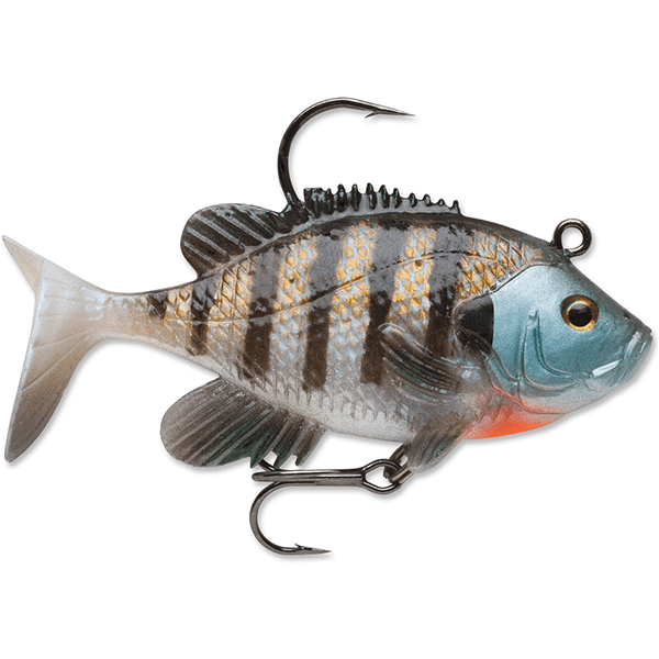 Storm WildEye Live Bluegill 02 Swimbait Lure - 2 Inches - 3 Pack - Bulluna.com
