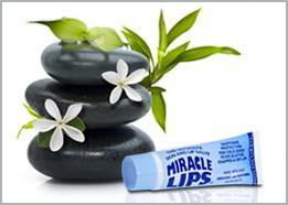 Protect and treat your lips as well as your facial skin!