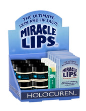 Miracle Lips Corrective Salve+ Organic 2 in 1 Miracle Lip SCRUB & Balm