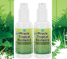Miracle Tropical Resilience Insect Repel Lotion, 6.8oz Two Pack