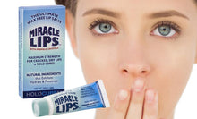 Lip ACTION 2 pack with MIRACLE LIPS SALVE corrective Lip Balm and Miracle Lips SPF 15 - HOLOCUREN - Official Website