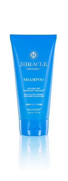 Miracle Anti-Aging Shampoo Hair and Follicle Therapy, 6 oz - HOLOCUREN - Official Website