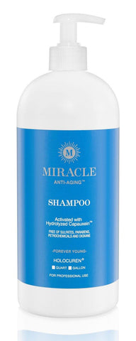 Pro size MIRACLE ANTI-AGING SHAMPOO - HOLOCUREN - Official Website