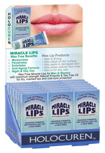 Miracle Lips Salve for Dry, Cracked, Sunburned Lips & Cold Sores