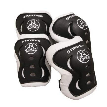 STRIDER® Elbow and Knee Pad Set