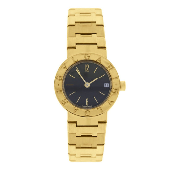 18K Yellow Gold Bulgari Bulgari BB23GGD Watch Watches Bulgari
