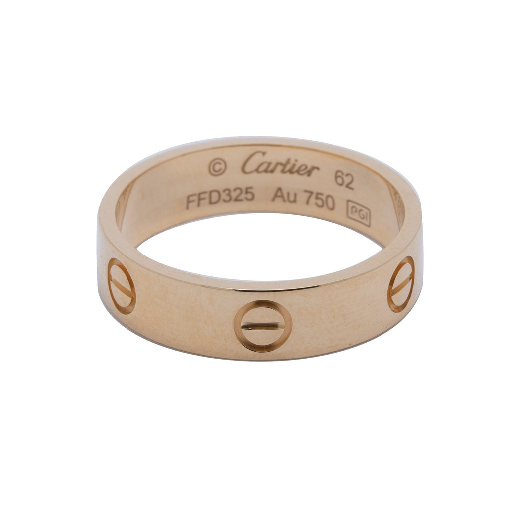 Cartier Love Ring Rings Cartier