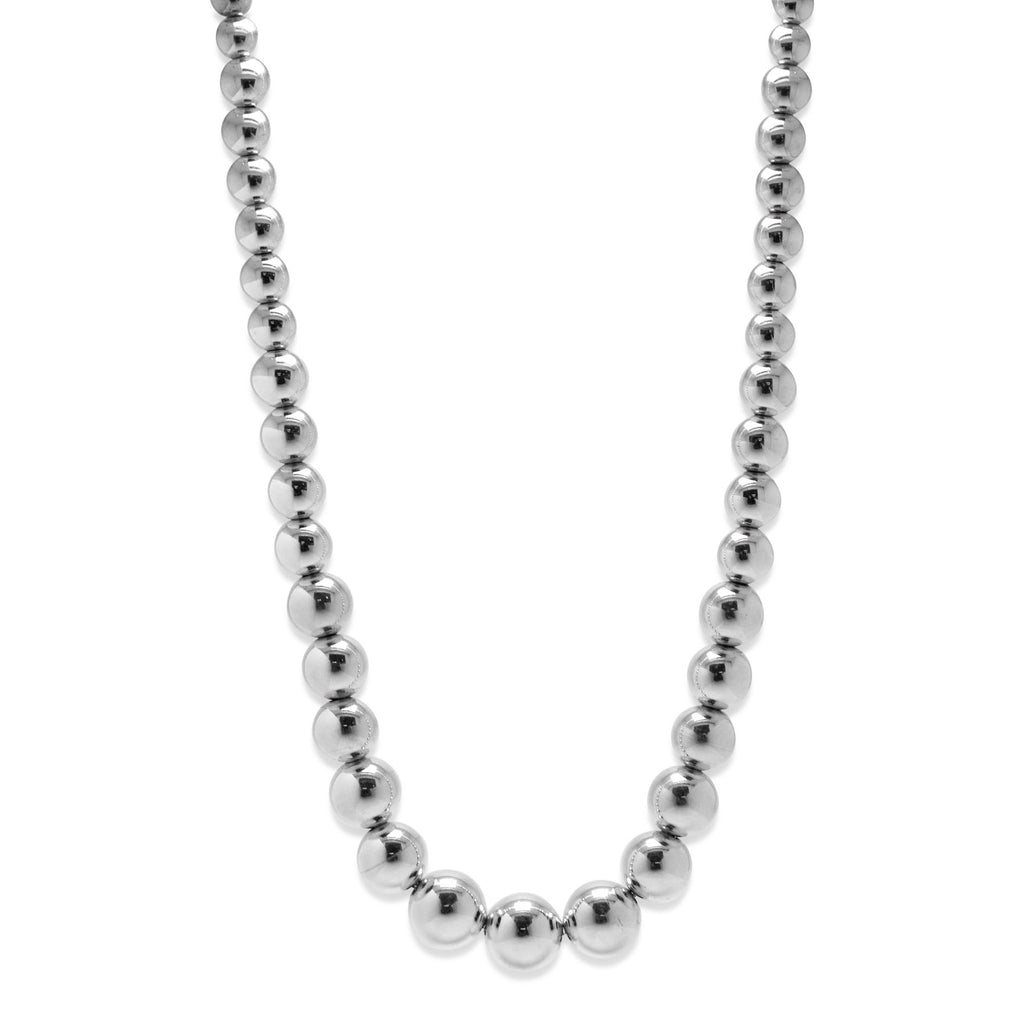 Tiffany & Co. HardWear Graduated Ball Necklace
