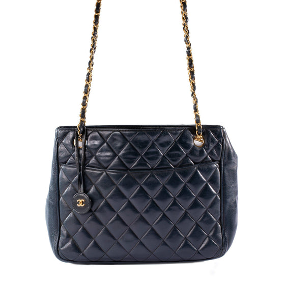 3b36776a80a3 Chanel Vintage Quilted Shoulder Bag Bags Chanel