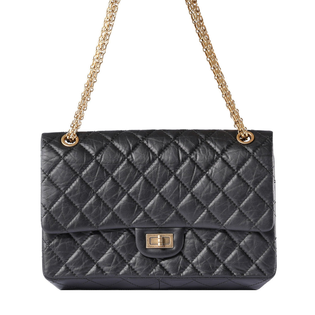 Chanel Reissue 226 Double Flap Bag Bags Chanel