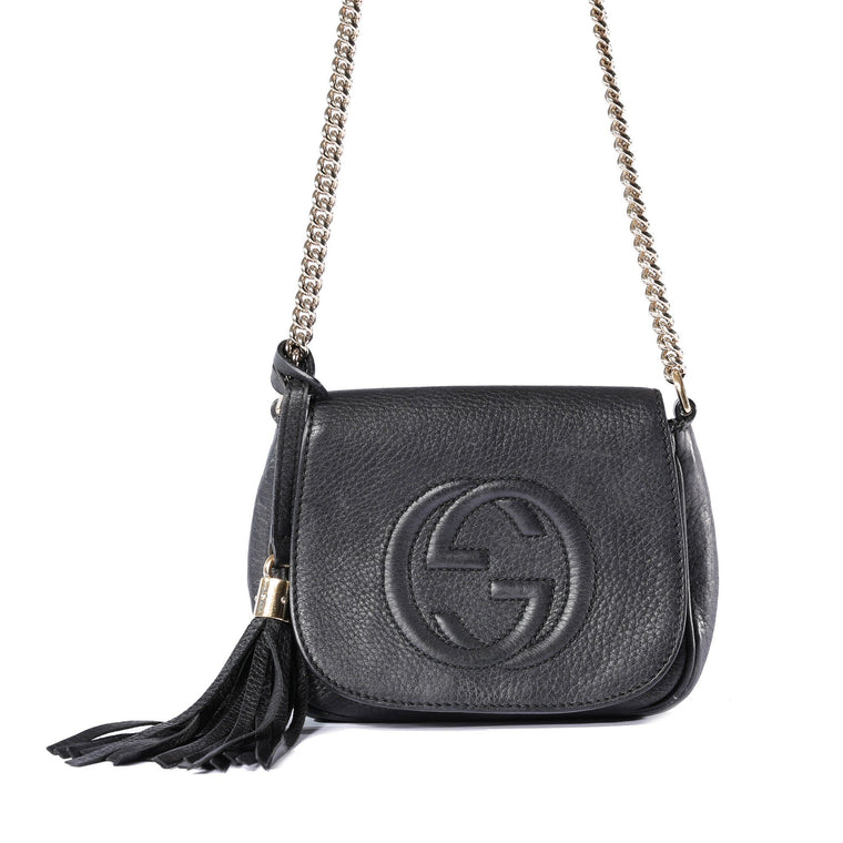 Gucci Soho Chain Crossbody Bag
