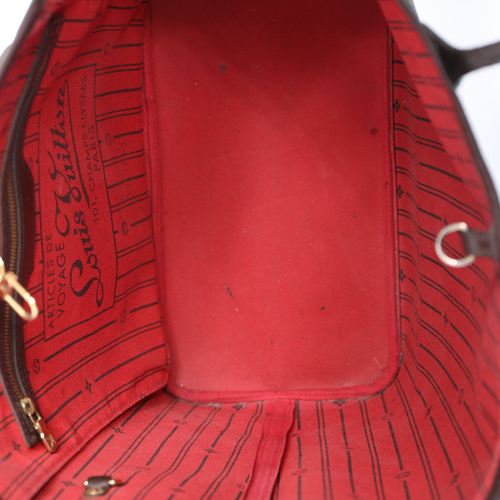 Louis Vuitton Damier Ebene Neverfull MM Bags Louis Vuitton