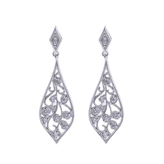 Tacori Drop Earrings Earrings Miscellaneous